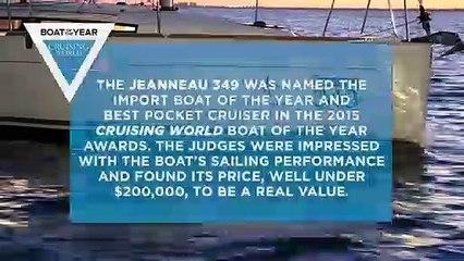 Boat Walkthrough: Jeanneau 349