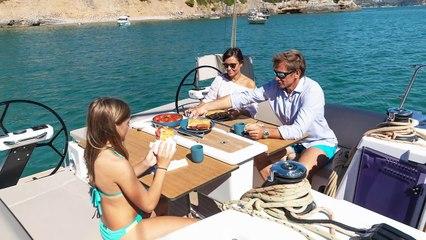 Boat Walkthrough: Dufour 430