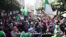 جزائريون يتظاهرون للاسبوع ال48 وسط سعي الحراك الى زخم جديد