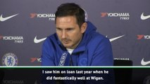 James deal 'great for the club' - Lampard