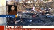 Report TV -2-vjeçari në Kurbin humbi jetën pas djegies së kasolles ku ruanin kanaçet