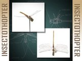 Insectothopter: The Bug-Carrying Bug