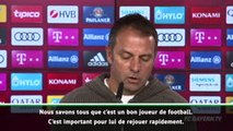 """Bayern - Flick félicite Cuisance : """"Tout le monde sait qu'il est un bon joueur de football"""""""