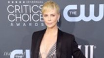 Charlize Theron Reveals Her Kids Aren't Impressed With Oscar Nominations | THR News