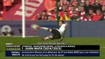 Le TOP 5 des buts du choc Liverpool / Manchester United