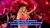 Mariah Carey to Be Inducted Into the Songwriters Hall of Fame