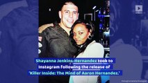 Aaron Hernandez's Fianceé Releases Statement After Netflix Docuseries
