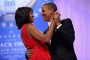 Barack Obama Shared 4 Sweet Photobooth Moments For Michelle's Birthday