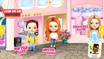 Sweet Baby Girl Beauty Salon 3 Play Fun Girl Makeup, Dress Up and Makeover Games Hair, Nails and Spa Toys For Kids