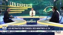 Les retraites en Conseil des ministres le 24 - 17/01