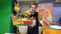 Unboxing de Dragon Ball Z Kakarot en edición coleccionista