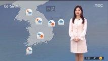 [날씨] 추위 풀리고 미세먼지 짙어져…동해안 비·눈