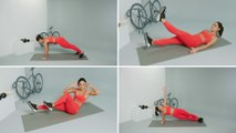8 Minute Abs Workout For Serious Core Strength