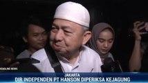 Adnan Tabrani Dicecar 9 Pertanyaan Terkait Kasus Jiwasraya