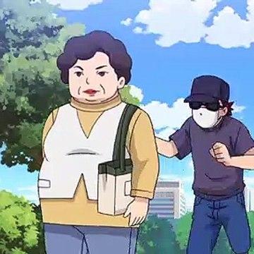 Yo-kai Watch Jam Y~N 03 RAW HD   妖怪学園Y 〜Nとの遭遇〜 第03話