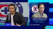 FOX Sports Radio: ¿Quién tiene la última palabra en Cruz Azul? Esto dijo Ordiales