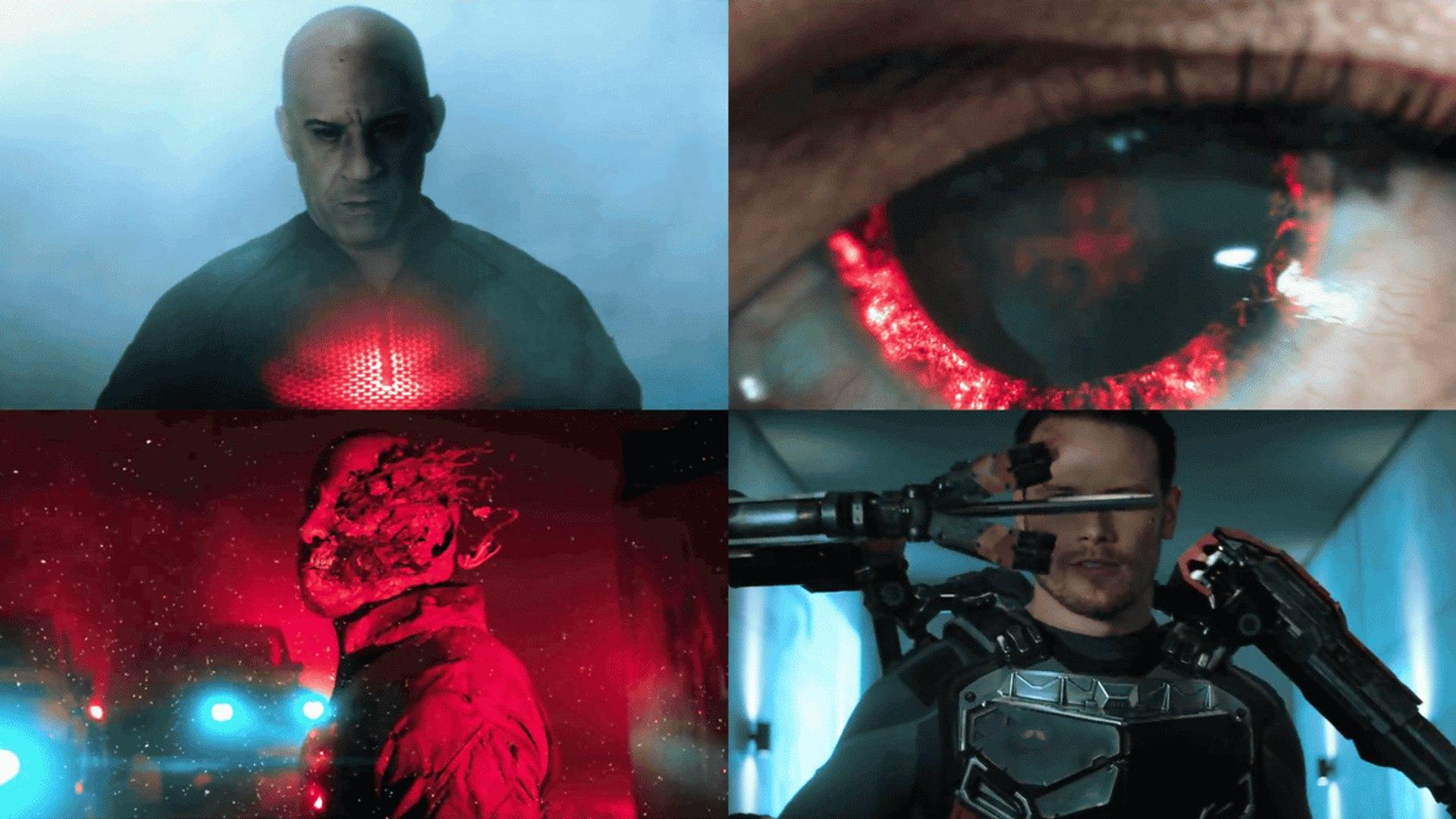 Bloodshot Film - La technologie coule dans les veines de Vin Diesel!