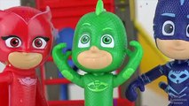 PJ Masks and Paw Patrol Transforms with Doc McStuffins Ice Cream Toys