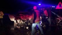 Keşan'da feci kaza: 3 ölü 2 yaralı