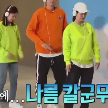Spartace ( Kim Jong Kook - Song Ji Hyo ) Moments Running Man Ep 485