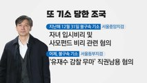"""檢 조국 기소...""""결론을 정해둔 수사"""" 반발 / YTN"""