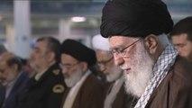 Trump sugiere prudencia a Jameneí a la hora de hablar de Estados Unidos