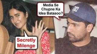 Katrina Kaif And Vicky Kaushal IGNORE Media By Taking Auto Rickshaw Ride