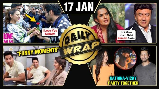 Kartik's LOVE For Sara, Akshay - Kiara Laxmmi Bomb, Katrina - Vicky Party TOGETHER | Top 10 News