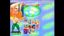 Street Fighter alpha warrior's dream