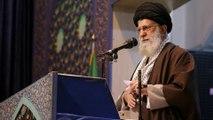 Iran's Khamenei defends Revolutionary Guards in Friday sermon