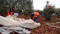 Ankara türkiye, idlib'den kaçan suriyeliler için 9 kamp kurdu