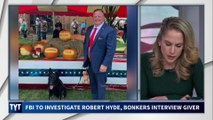 Trump Goon Stammers Through Bizarre Interview