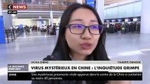 Mystérieux virus en Chine : Face aux inquiétudes croissantes, trois aéroports américains vont dépister les passagers venant de Wuhan