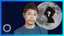 日本富豪公開「徵友」共遊月球