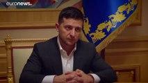 Ucraina: respinte le dimissioni del primo ministro
