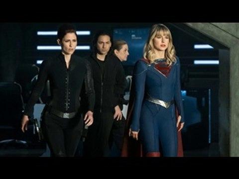 Supergirl (The Bottle Episode) Season 5 Episode 10 :