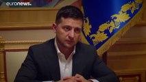 Selenskyj lehnt Rücktritt ab - Gontscharuk bleibt Regierungschef