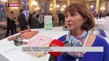 L'Elysée se transforme en showroom du « Made in France »