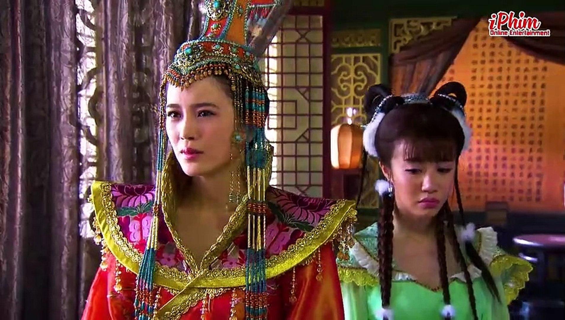 CHÂN MỆNH THIÊN TỬ Tập 41 - Phim Hay 2019 - Phim Võ Thuật Kiếm Hiệp - Cổ Trang Tiên Hiệp
