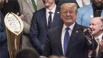 Trump Complains About Impeachment To LSU