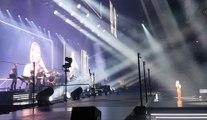 Céline Dion en concert à Miami quelques heures après la mort de sa maman