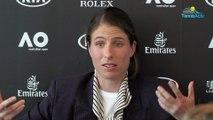 Open d'Australie 2020 - Johanna Konta against Ons Jabeur while waiting for Caroline Garcia?