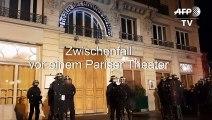 Zwischenfall mit Macron in Paris