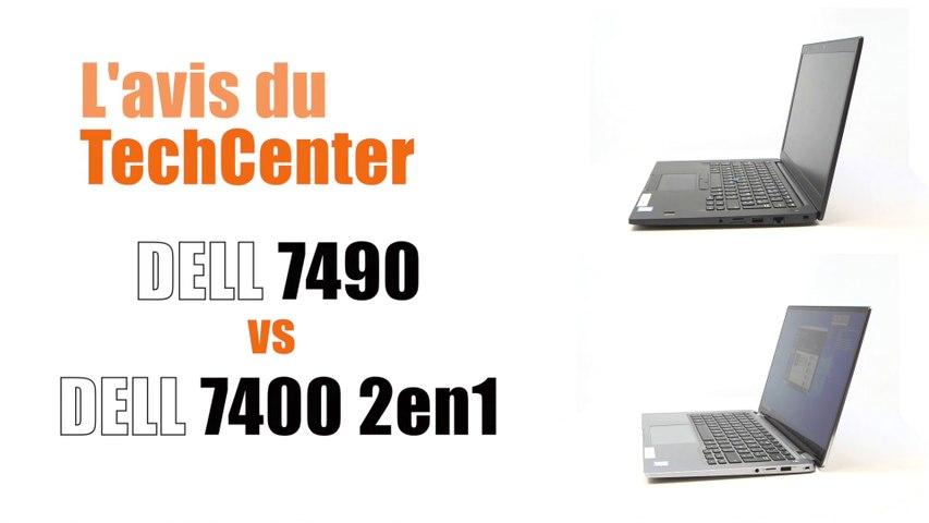 En direct du TechCenter Céleris, le Dell Latitude 7400 2 en 1