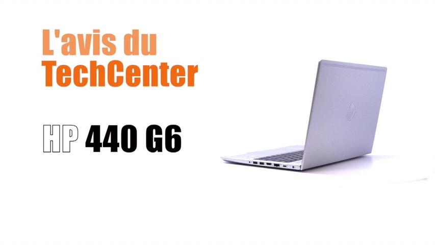 En direct du TechCenter Céleris le nouveau HP ProBook 440 G6