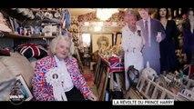 """""""Megxit"""". """"C'est très dur pour un cadet de trouver sa place"""", affirme une fan des Royals à propos du prince Harry"""