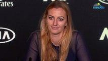 Open d'Australie 2020 - Petra Kvitova ... waiting for world n°1 Ashleigh Barty in the quarterfinals ?