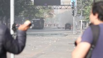 Cifran en 3.649 los heridos en Chile desde el inicio de las protestas