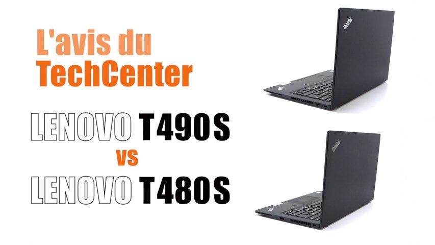 En direct du TechCenter le nouveau Lenovo ThinkPad T490s