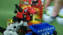 Dinotrux Toys- Ty Rux, Ton Ton and D-Structs Toys- PLUS The Good Dinosaur Surprise Eggs-
